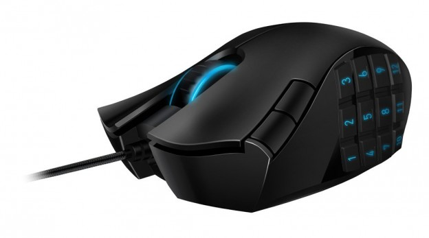 best for CAD work Razer Naga