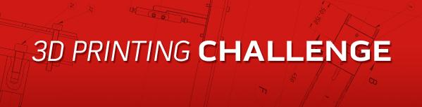 3d printing challenge