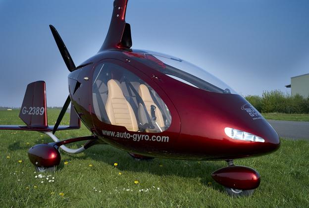 Best Autogyro Design