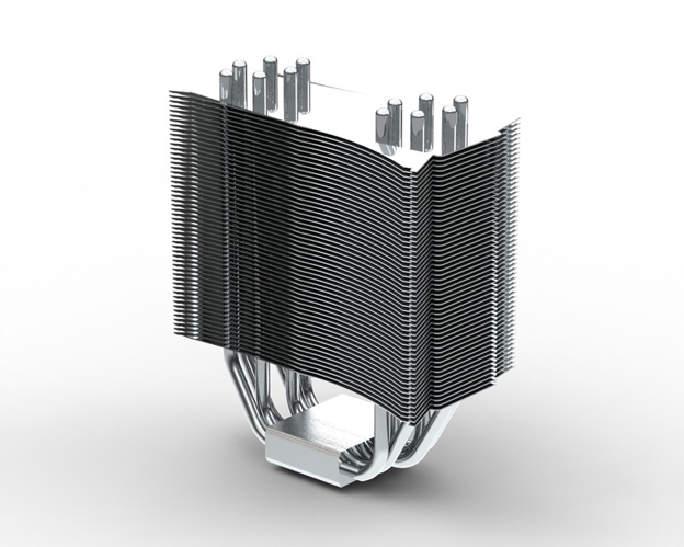3D CAD PC CPU Cooler