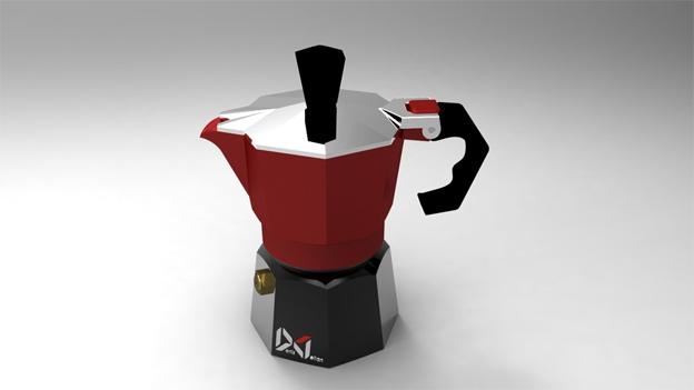 1984 moka coffee pot model
