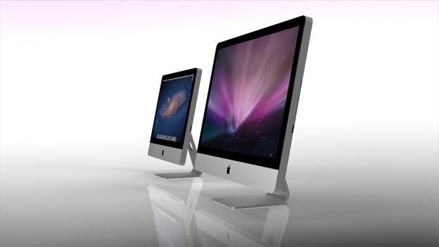 "27"" iMac Model"