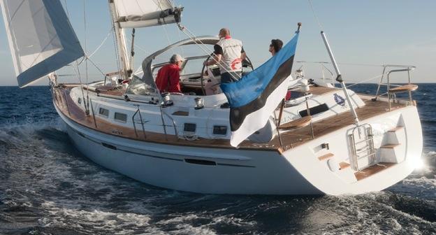 Saare 41 yacht