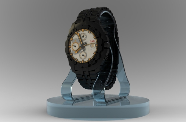 chrono-watch-model
