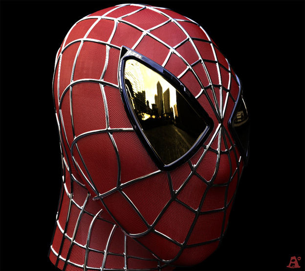 Spiderman Face Pictures | New Calendar Template Site