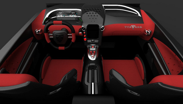 Ultimate Aero interior | TheDetroitBureau.com |Ssc Interior