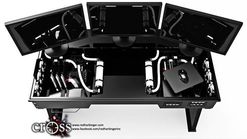 The Red Harbinger - The Ultimate CAD Workstation - GrabCAD news