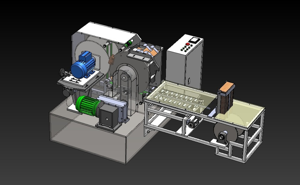Cad models we love engines chemical reactors and wall e Cad models