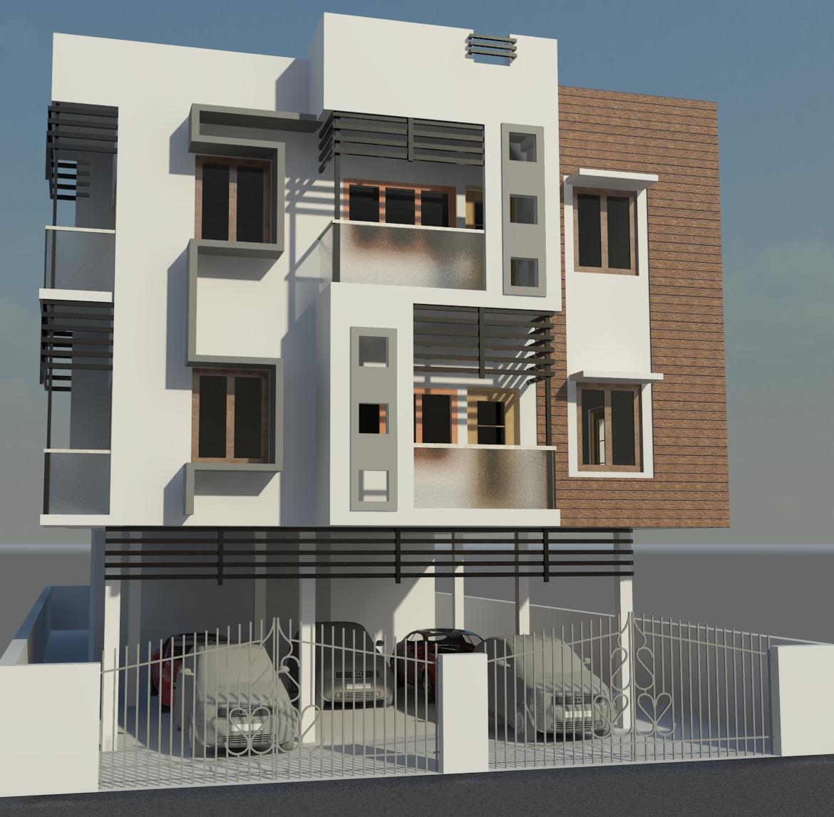 Models we love home sweet home grabcad news for Indian house models for construction