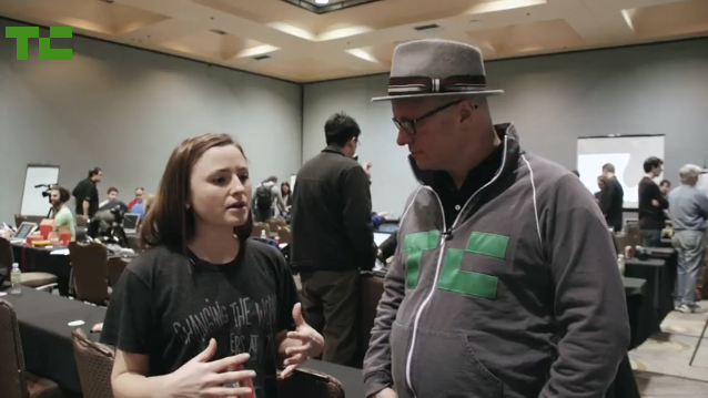 "Video via TechCrunch, ""A Hackathon for the Data Center, Now That's A First"" by Alex Williams"