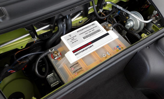 Lithium Ion Car Battery >> New Lite Plus Battery Casing Design Engineering Design