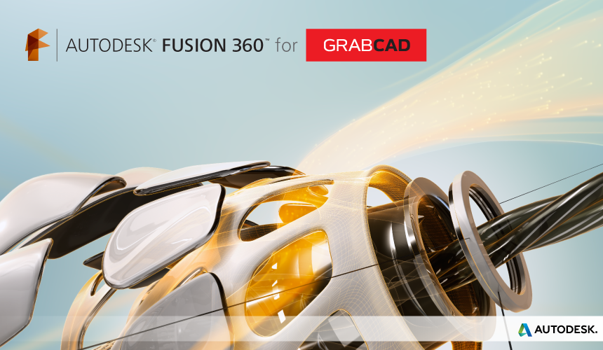 GrabCAD Fusion 360 Launch in GrabCAD Workbench