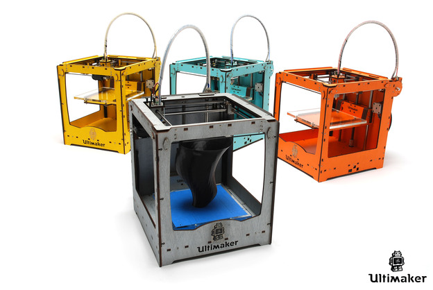 Ultimaker Toy Design Challenge on GrabCAD