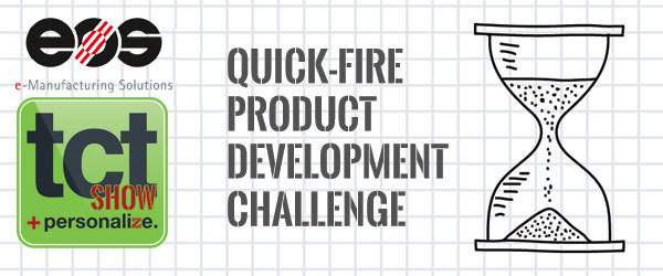 Read more about EOS and TCT Show Quick-fire Product Developement Challenge on GrabCAD