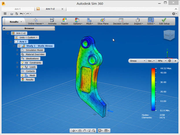 Read more about Autodesk Robot Gripper Arm Challenge on GrabCAD
