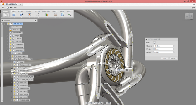 Fusion 360 for GrabCAD