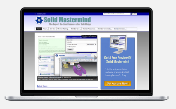 Solid Mastermind Solid Edge Resource