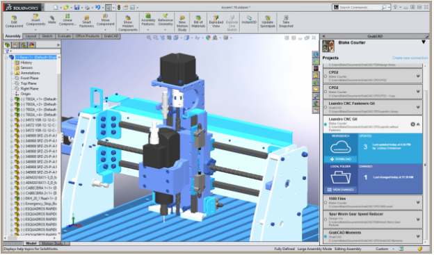 solidworks addin