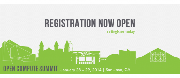 2014 Open Compute Summit registration