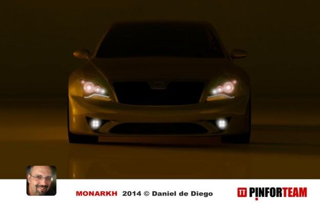 MONARKH by Daniel de Diego on the PinforGC Team on GrabCAD
