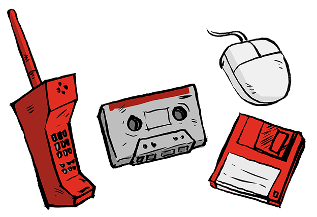 old-devices