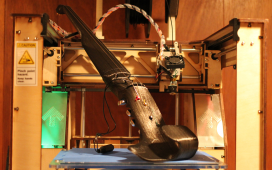 F-F-Fiddle - 3D Printer