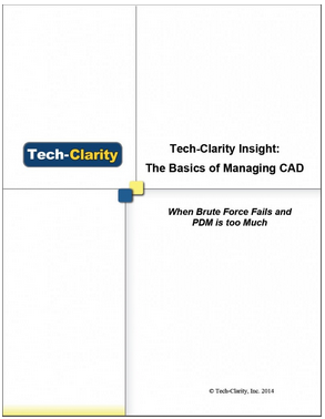 Tech-Clarity PDM Guide