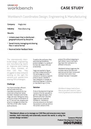 Case Study: OEM Coordinates Design, Engineering & Manufacturing