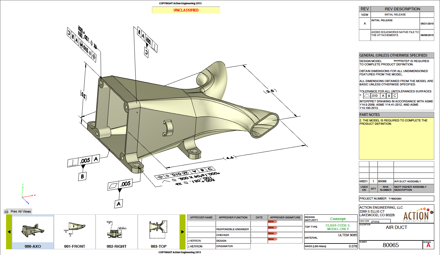 Learning on the fly design to 3d print for Pdf a cad