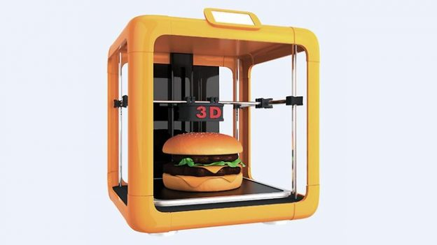 D Printer For Making Food