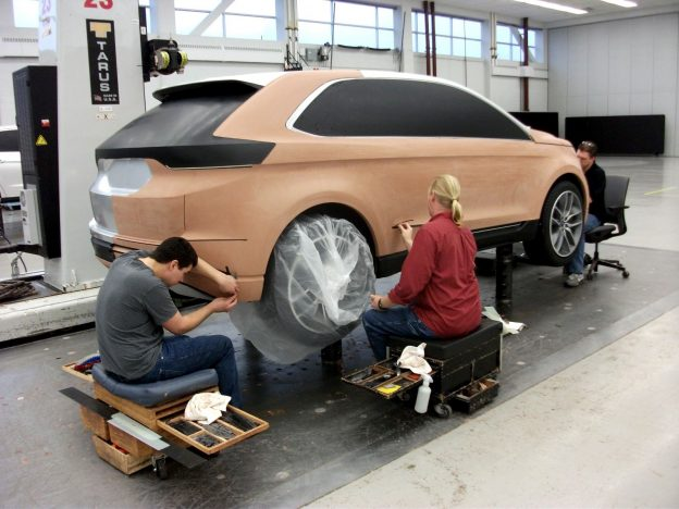 Why Clay Continues To Be Key In Car Design Grabcad Blog