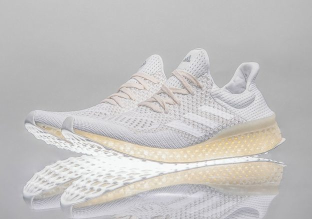 c4d150b59984 The Adidas Futurecraft 4D is one of the many sneakers developed thanks to  3D printing technology hitting the market recently.