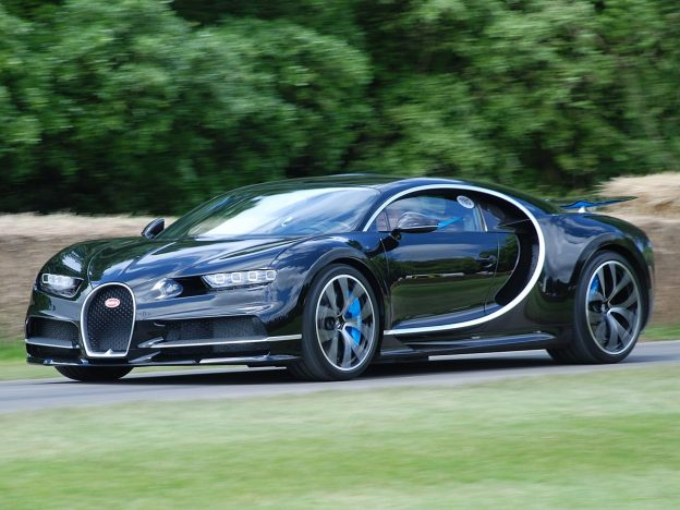 The Bugatti Chiron Is A Marvel Of Modern Engineering And Design