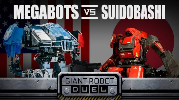 Yes A Giant Robot Battle Actually Took Place Grabcad Blog