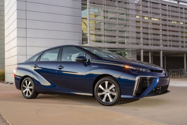 The Future of Hydrogen Fuel Cell Vehicles - GrabCAD Blog