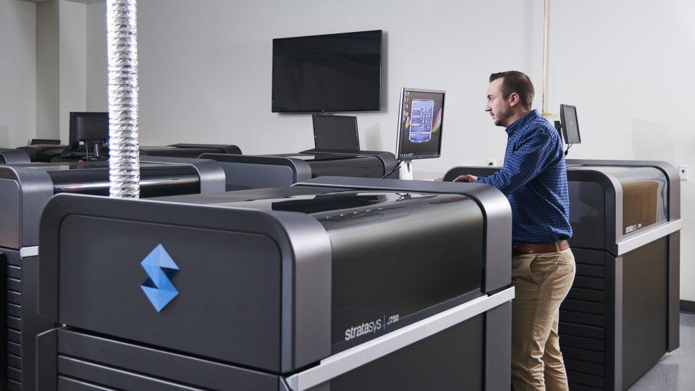 Managing Multiple 3D Printers