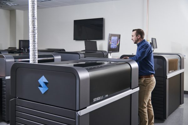 Managing Multiple 3D Printers